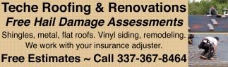 FREE Hail Damage Assessments