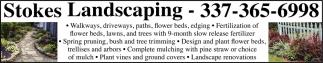 Spring Prunning, Bush & Tree Trimming